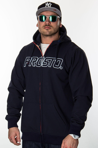 PROSTO SOFTSHELL STRAIGHT D.BLUE