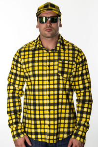 PROSTO EL SHIRT YELLOW