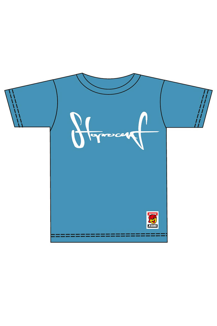 STOPROCENT KIDT T-SHIRT TAG16 BLUE