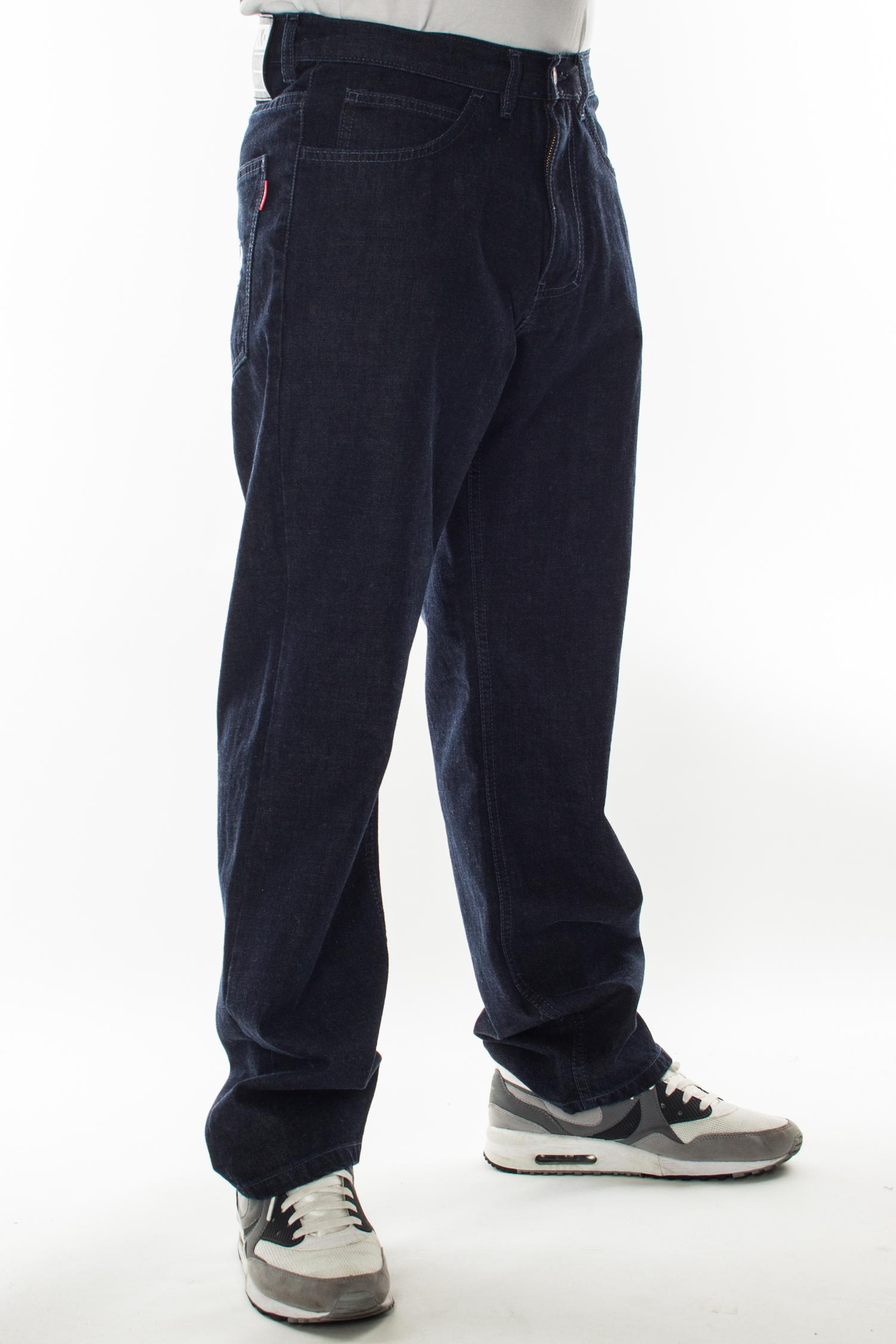 EL POLAKO JEANSY REGULAR STYLE NAVY