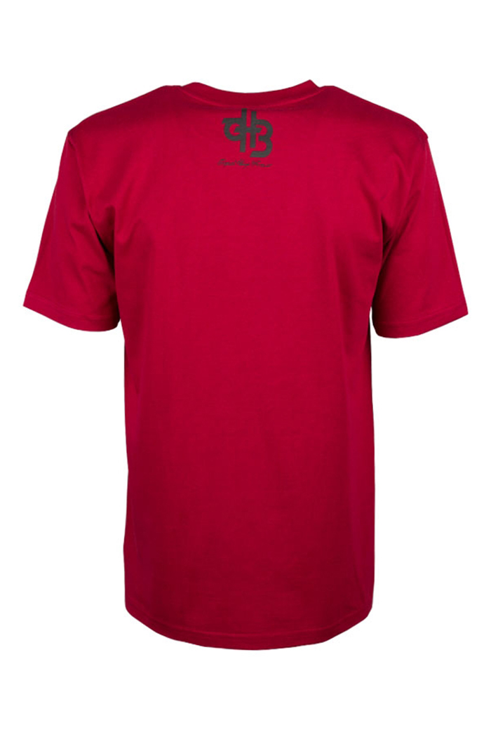 DIIL T-SHIRT LAUR BORDO