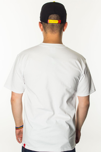 DIIL T-SHIRT ADED WHITE