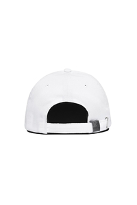 PROSTO KLASYK CZAPKA 6PANEL COVER WHITE
