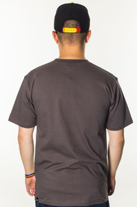 DIIL T-SHIRT ADED GREY