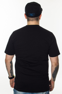 SB MAFFIJA T-SHIRT BIG HANDS BLACK
