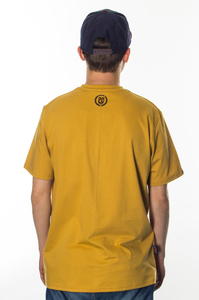 MORO SPORT T-SHIRT PARIS YELLOW