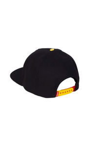 DIIL SNAPBACK LUNE BLACK/YELLOW