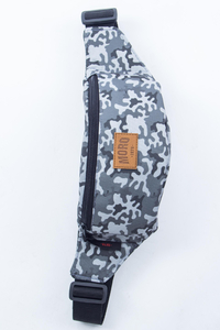 MORO SPORT NERKA LEATHER GREY CAMO
