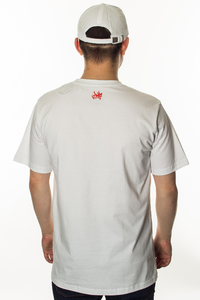 JWP T-SHIRT GLEAM WHITE