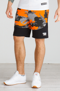 PATRIOTIC SPODENKI DRESOWE CLS BLACK-ORANGE CAMO