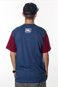 NEW BAD LINE CLASSIC NAVY BLUE BRICK