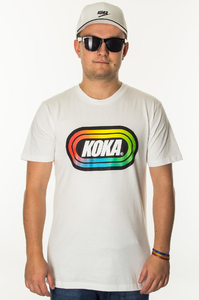 KOKA T-SHIRT FLEX WHITE