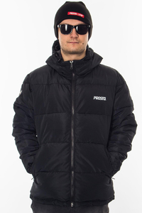 PROSTO KLASYK KURTKA WINTER ADAMENT BLACK
