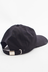 PROSTO KLASYK CZAPKA 6PANEL TWO BLACK