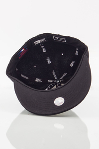 NEW ERA FULLCAP NY BLACK