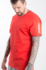 STOPROCENT T-SHIRT TMR PROSLEEVE RED