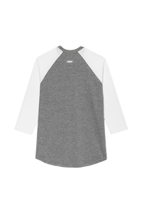 PROSTO KLASYK LONGSLEEVE DAMSKI SIMPLE GREY