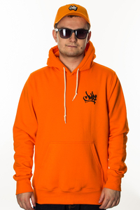 JWP BLUZA KAPTUR BOTW ORANGE