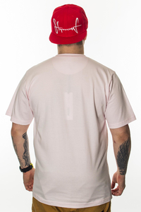 PROSTO T-SHIRT JDL TWO FISH PINK