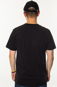 KOKA T-SHIRT GREEN BLACK