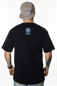 DIIL T-SHIRT DONAT BLACK