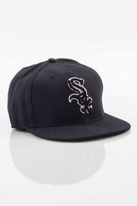 NEW ERA FULLCAP CHICAGO WHITE SOX BLACK