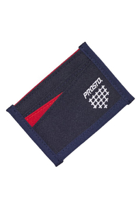 PROSTO KLASYK CARD HOLDER TRIANGLE NAVY