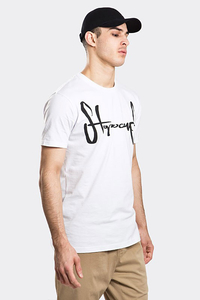 STOPROCENT T-SHIRT TMS BASE TAG WHITE
