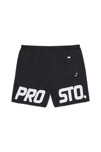 PROSTO KLASYK SPODENKI SHORTS SECRETLY BLACK