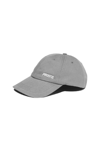 PROSTO KLASYK CZAPKA 6PANEL COVER CONCRETE GREY