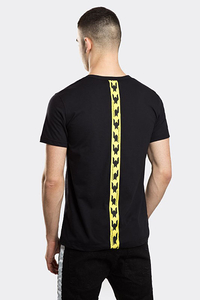 STOPROCENT T-SHIRT TMV TAPE BLACK