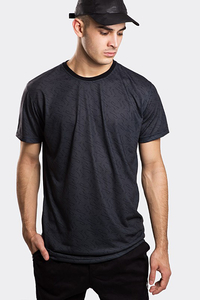 STOPROCENT T-SHIRT TMS TAGS BLACK