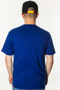 DIIL T-SHIRT ADED BLUE