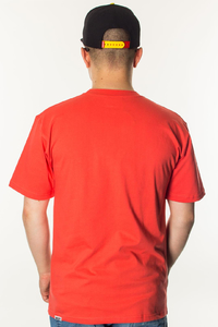 DIIL T-SHIRT ADVENTURE RED