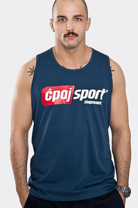 STOPROCENT TANKTOP TMT CS17 NAVY