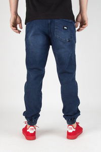 NEW BAD LINE JEANS JOGGER NBL MEDIUM WYCIERANE