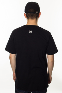 JWP T-SHIRT 6SETA BLACK