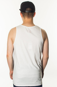 PROSTO KLASYK TANKTOP FLOORS BLACK