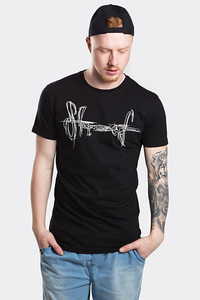 STOPROCENT T-SHIRT TMS SKETCH BLACK