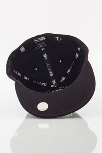 NEW ERA FULLCAP HORNETS BLACK