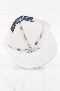 NEW ERA FULLCAP B WHITE