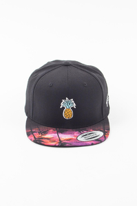 MORO SPORT SNAPBACK HAWAII PINEAPPLE