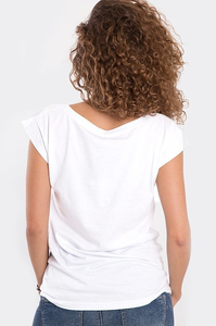 STOPROCENT T-SHIRT TDB SEN WHITE