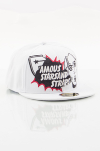 NEW ERA FULLCAP FAMOUS WHITE