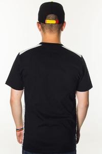 DIIL T-SHIRT LEATHER BLACK