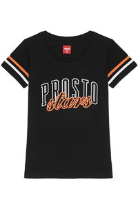 PROSTO KLASYK T-SHIRT DAMSKI STARS NIGHT