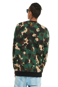 LUCKY DICE BLUZA SD CAMO