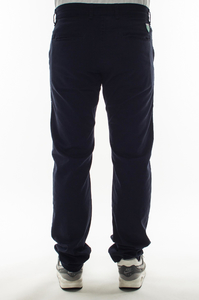 PROSTO KLASYK SPODNIE CHINO RHINO NIGHT BLUE