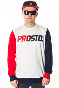 PROSTO KLASYK LONGSLEEVE TRANSITION NAVY