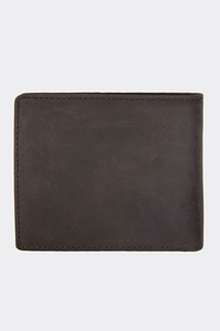 STOPROCENT PORTFEL CLASSIC BLACK LEATHER